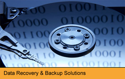 Data Recovery, Removal, & Backup Solutions